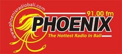 phoenix Radio bali Indonesia streaming online