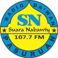 Radio Suara Nabawiy FM Live Streaming Online