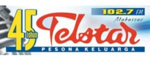 Radio Telstar FM Makassar Live Streaming Online